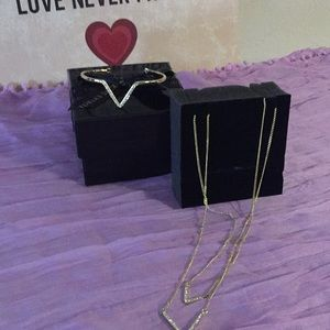 Victoria's Secret jewelry set